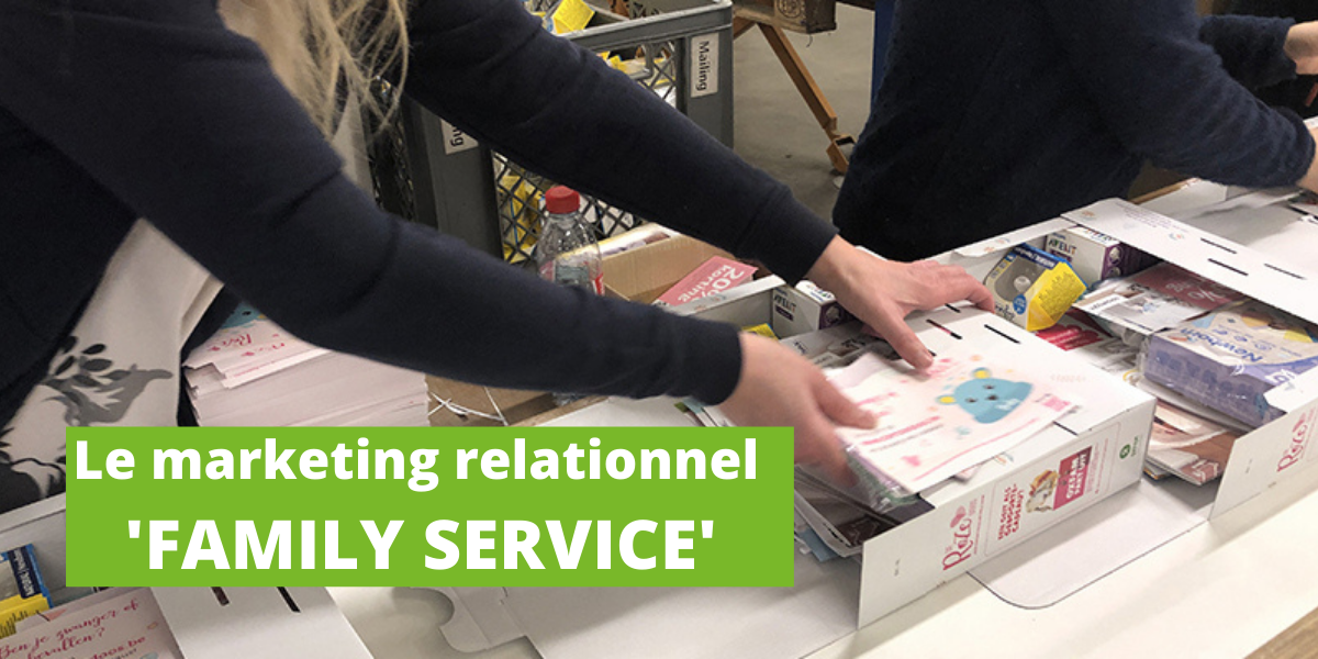 L'importance du marketing relationnel – 'Family Service'