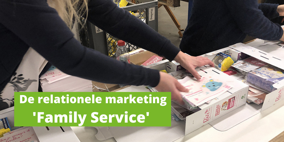 Het belang van de relationele marketing – 'Family Service'